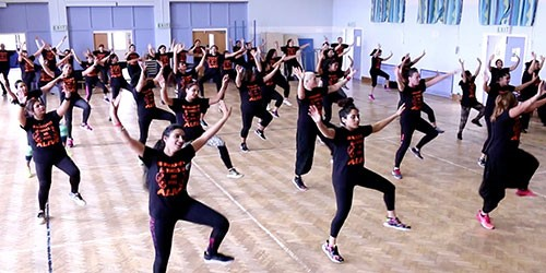 BhangraBlaze Workout