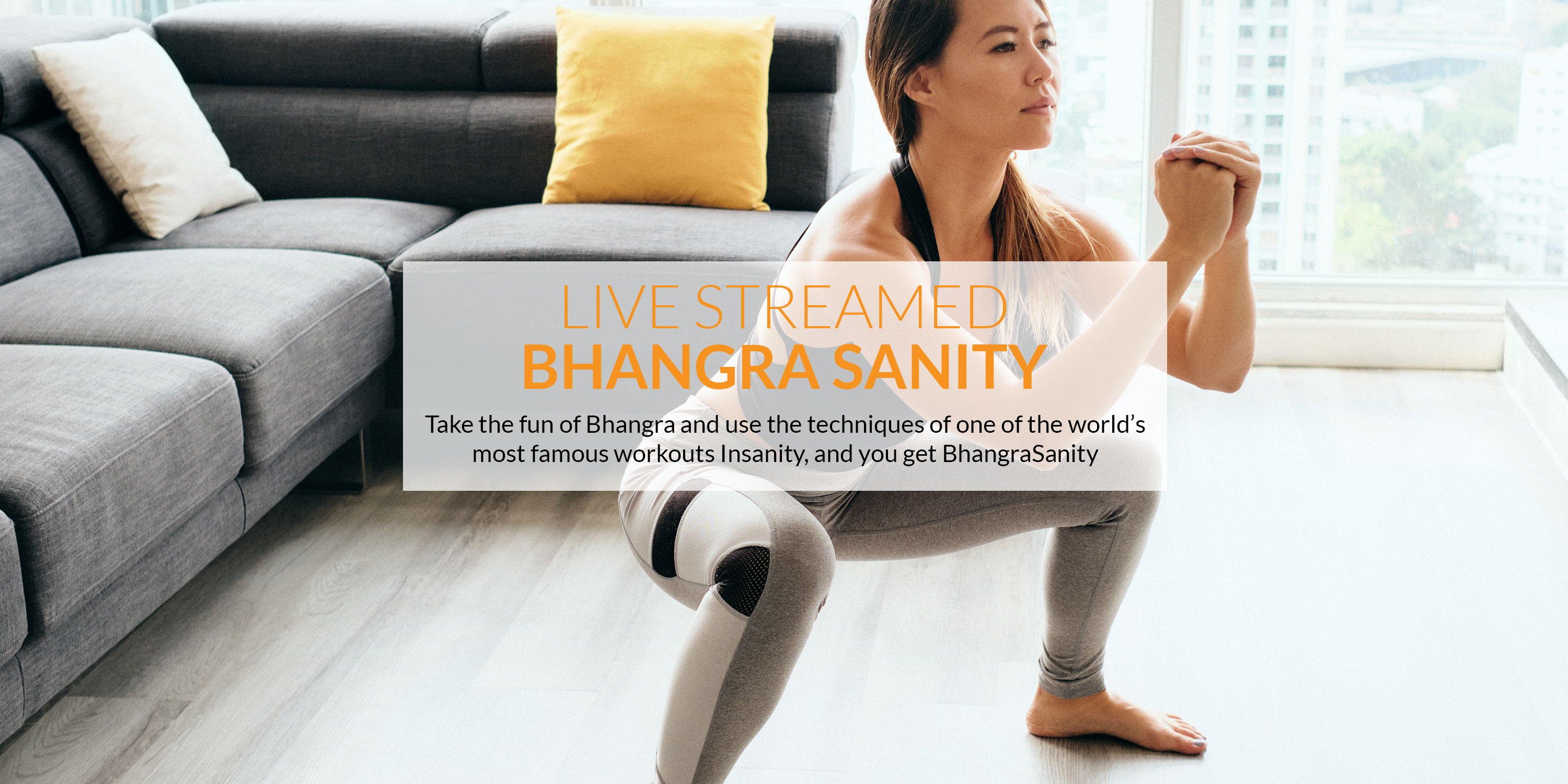The best BhangraSanity live-streamed