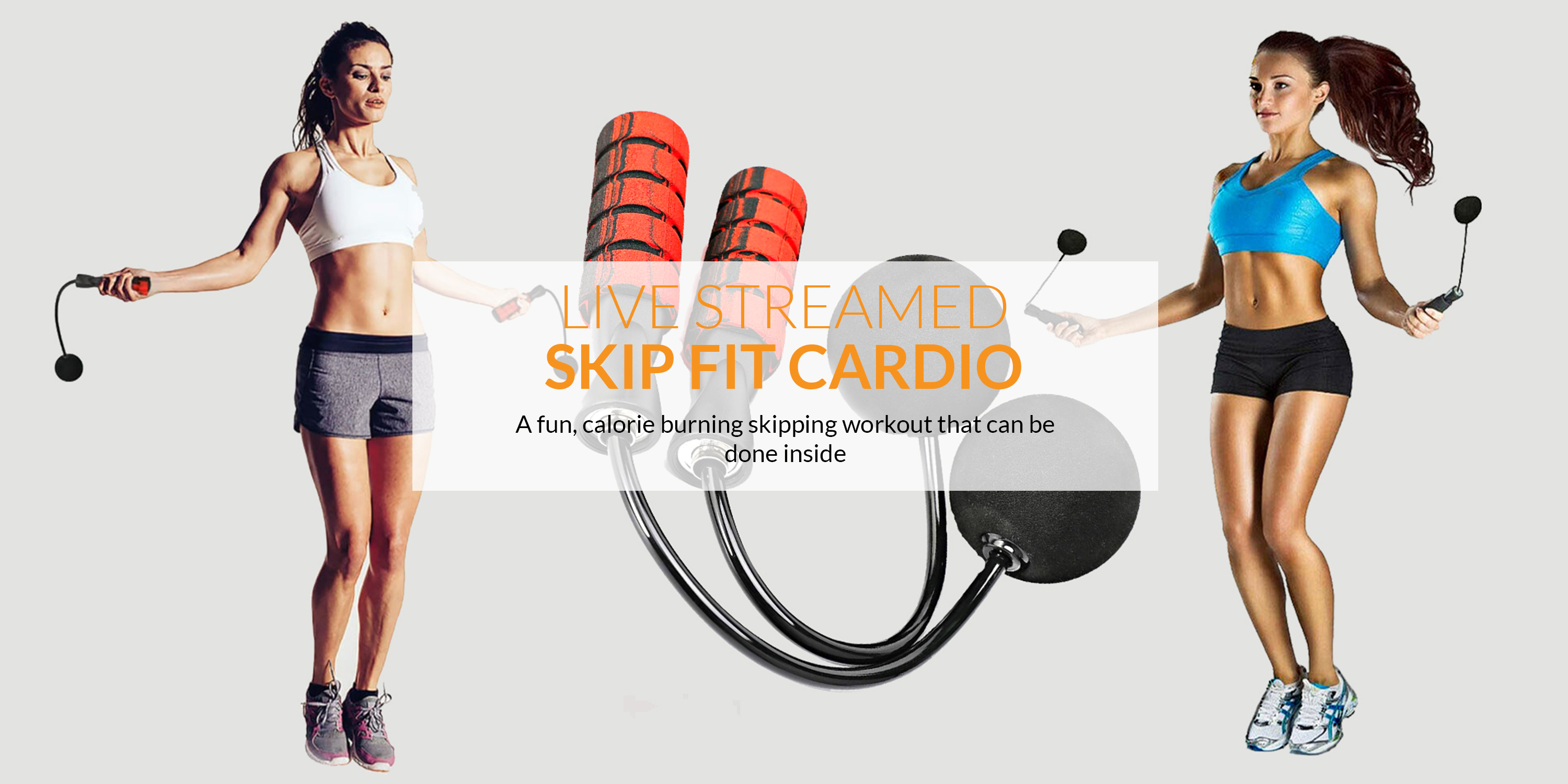 The best Skip Fit Cardio live-streamed